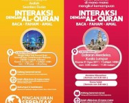 Interaksi bersama Al Quran dalam #QuranHour
