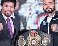 Siaran Langsung RTM1 Fight of Champions Manny Pacquiao vs Lucas Matthysse