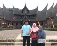 Pengalaman jadi speaker digital di IAIN Batusangkar Indonesia