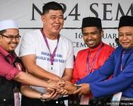 Aiman, Zakaria dan Nik Aziz berentap di PRK Semenyih