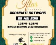 Iftar Denaihati Network 2019, himpunkan rakan bisnes 4 negara