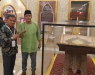 Rasa cinta dan rindu di Pameran Artifak Rasulullah S.A.W. dan Para Sahabat R.A. di PWTC, Kuala Lumpur