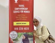 Makcik Travels, e-hailing hanya untuk pemandu dan pelanggan wanita
