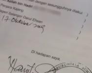 Teks penuh akuan bersumpah Azilah Hadri dalam kes Altantuya, benar atau palsu?