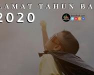 Selamat Datang Dekad Baru, Selamat tahun baru 2020