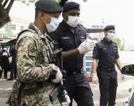 PKPB: Polis dan ATM akan periksa rumah ketika hari raya