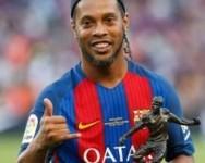 Ronaldinho Hanya Mempunyai RM26 Di Dalam Akaun Bank