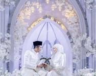 Mira Filzah sah bergelar isteri Wan Emir Astar
