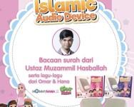 Mommyhana Islamic Audio Device