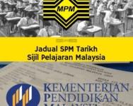[Terkini] Jadual waktu peperiksaan Sijil Pelajaran Malaysia (SPM) 2020