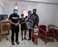 Ustaz Ebit Lew bantu keluarga 5 beranak, carikan rumah dan bayarkan sewa untuk mereka