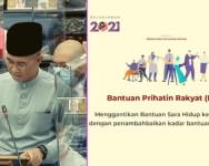 Fasa Pertama Bayaran Bantuan Prihatin Rakyat Bermula 24 Februari – Tengku Zafrul