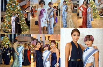 Influence Asia 2015: My Cheong-Saree by Saree Sense