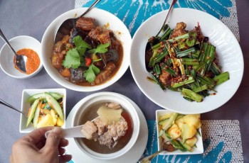 Good Melaka Food – Nyonya food at Samfu Restaurant, Mimosa Hotel
