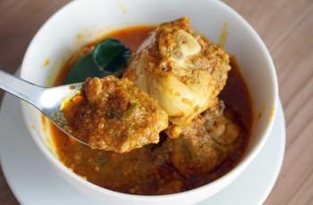 Good pork-free Nyonya food in Melaka – Bulldog Cafe