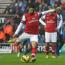 Arsenal vs Newcastle EPL 2012/13 Week #20