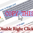 Blog Kenapa disable right-click