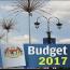 Bajet 2017 persediaan untuk kemerosotan ekonomi dunia