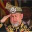 Sultan Muhammad V letak jawatan Agong